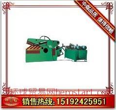 液压金属剪切机