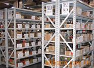 各种规格中量型货架,承载300-800kg/层