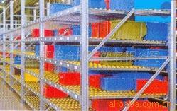 各种规格的流利式货架 重庆固联货架