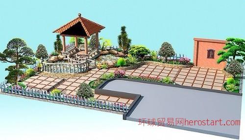 专业私家花园设计与施工