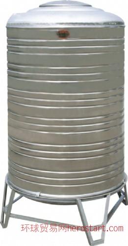 立式锥底不锈钢储罐/ 立式水箱/ 不锈钢水塔/ 锥底水箱储罐