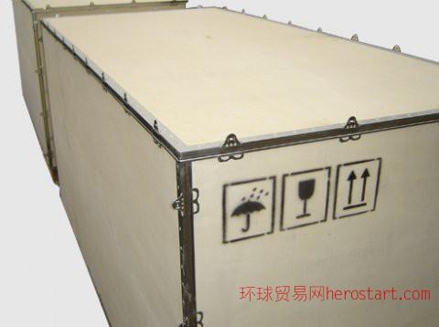 青浦钢边木箱,嘉定钢边木箱,松江钢边木箱