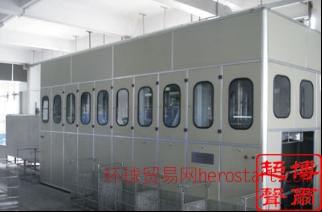 粉末冶金专业全自动超声波清洗机