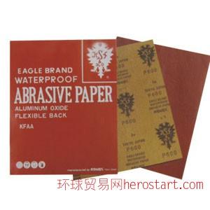 红鹰砂纸 进口砂纸
