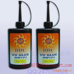 DDC101无影胶 DDC103UV胶 水晶工艺专用UV胶 中山DDC101UV胶