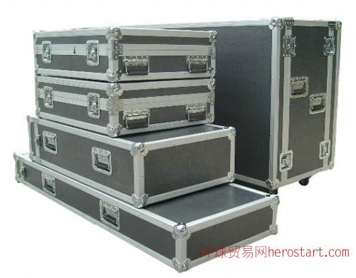 石家庄铝合金包装箱 铝合金箱子
