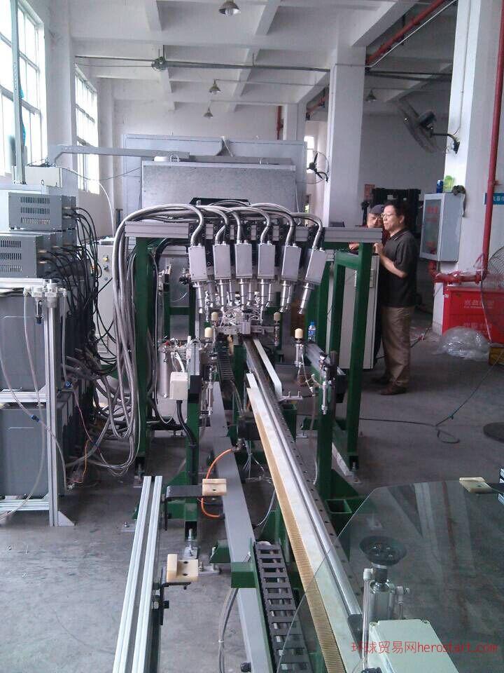 常壓等離子表面處理機處理玻璃PT800A