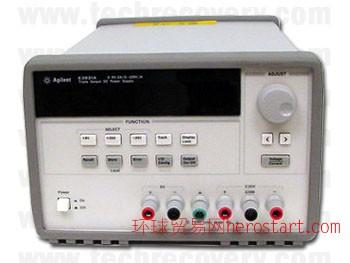 E3631A 80W三路输出电源