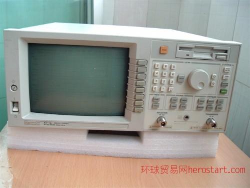 (满分)标网HP8711A网络仪