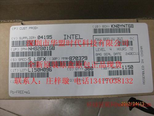 专业销售电脑主配件,INTEL芯片BD82H61 SLJ4B/INTEL/2012年/全新原厂原封包原盒货