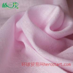 库存处理40支250幅宽浅粉棉被里料纱布