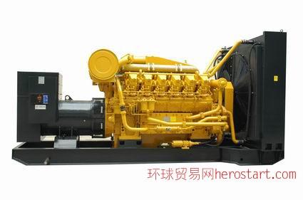 广西济柴发电机组
