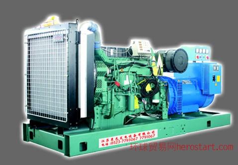 广西沃尔沃柴油发电机组系列