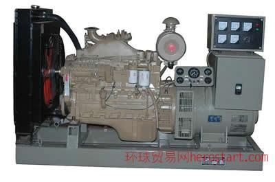 广西潍柴发电机