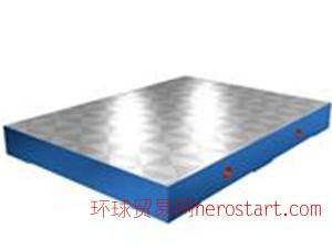 基础平板,基础平台,异型铸铁件常年大量对外加工铸造