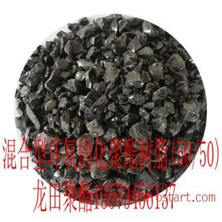 热固性粉末涂料专用黑色聚酯树脂