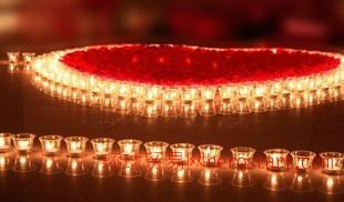 人气宝贝七夕情人节生日蜡烛结婚纪念