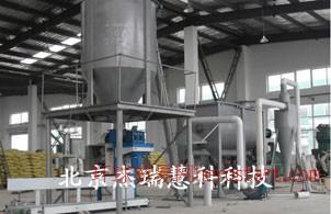 日产300立方全自动发泡水泥生产线