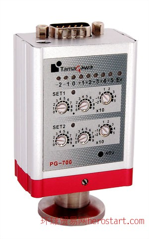 皮拉尼电阻真空计(控制型电阻规管)