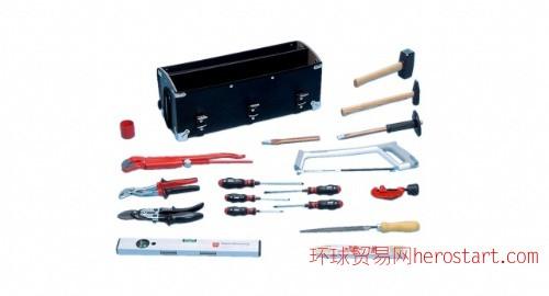 伍尔特  水暖安装工具标准组套