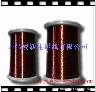 销售优质漆包铝圆线