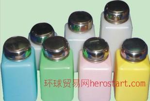 防静电酒精瓶/南京防静电酒精瓶/自吸瓶