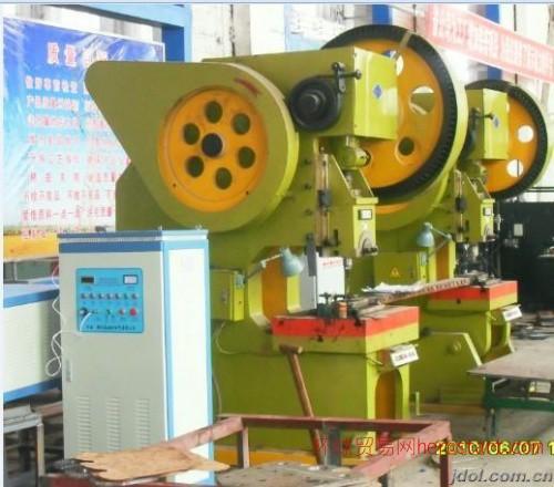 超音频铁塔钢板旁曲加热电炉