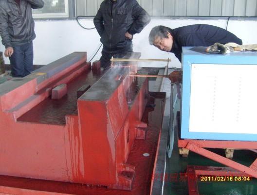 超音频冷拉型钢热轧头机