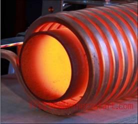 冷拔钢管扎头加热设备