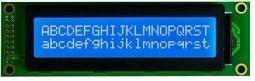 麦克风接收主机2002点阵LCD显示屏