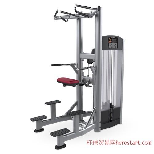 商用健身器材辅助式引体向上