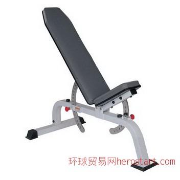 专业力量训练器可调节练习椅