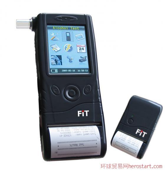 打印一体化警用酒精测试仪-FiT