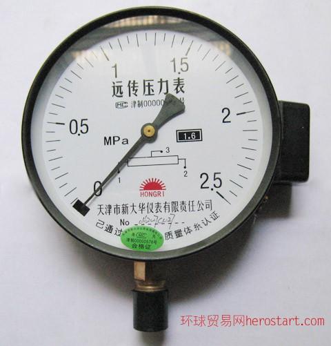 YTZ150电阻远传压力表