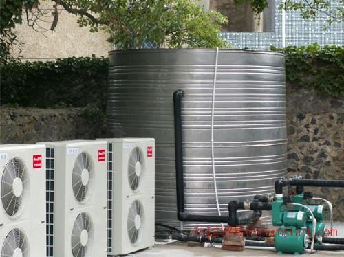 科帝亚成都空气源工程热水机组