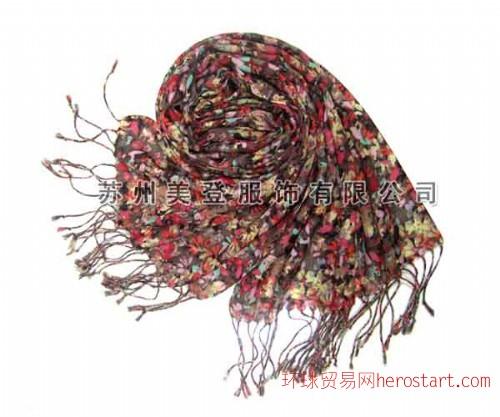 羊毛围巾生产厂家