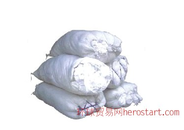 针织纯棉漂白布碎
