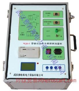 YSJS-I变频抗干扰高压介质损耗测试仪