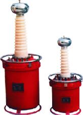 YDQ充气式高压试验变压器