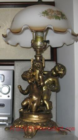 欧美西洋古旧灯具
