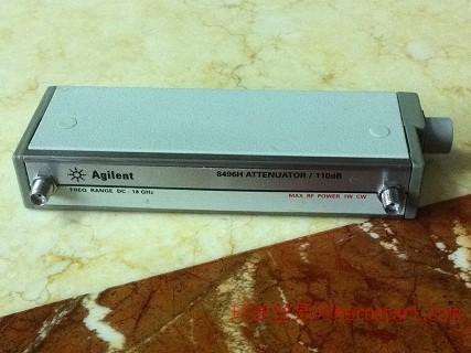 Agilent8496H程控衰减器