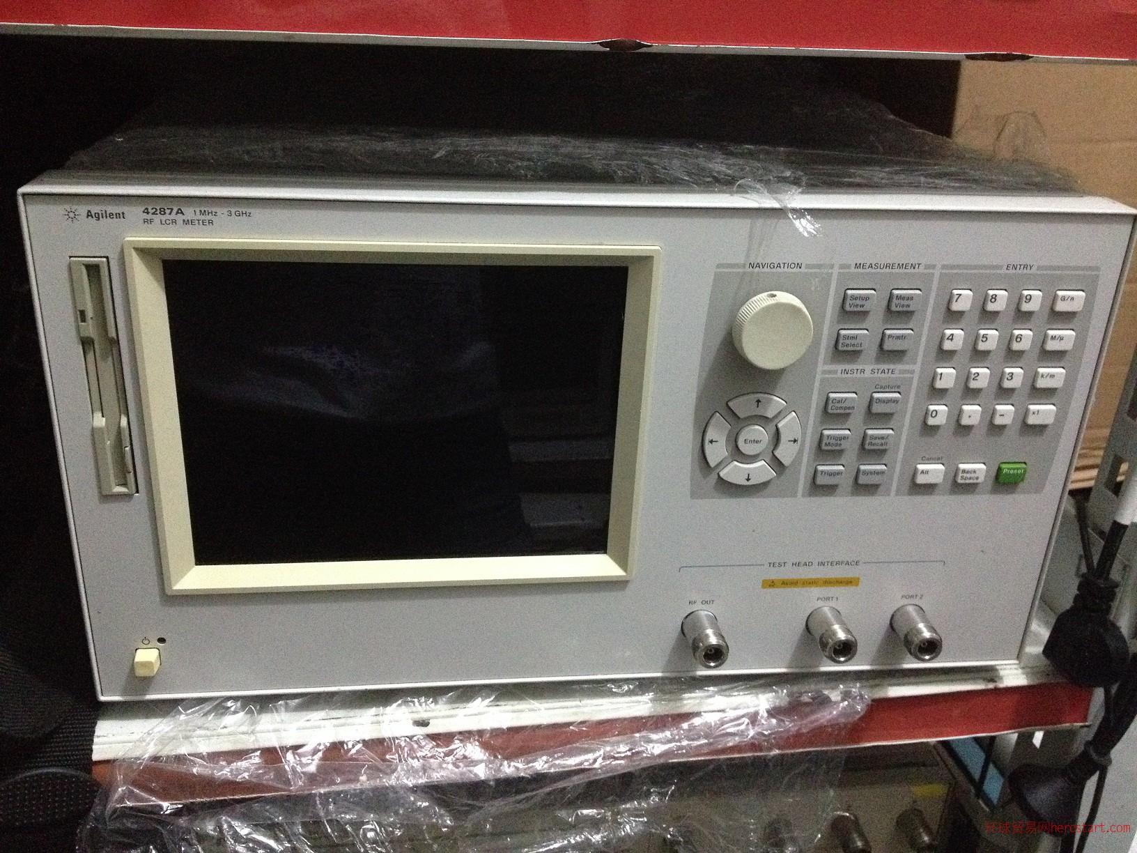 Agilent4287A射频LCR测试仪