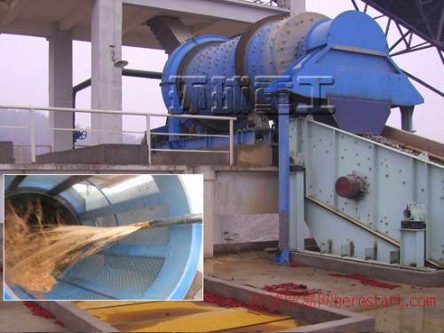 洗石机 洗石机设备 洗石机报价 洗石机使用方法 洗石机清洗方法