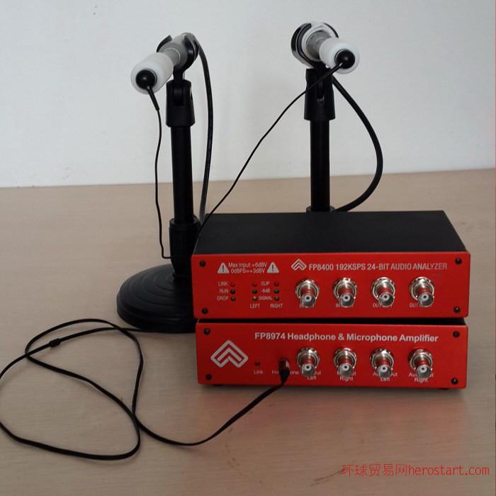 耳机频响曲线分析仪