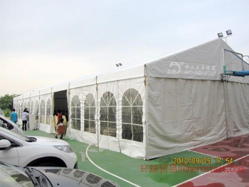 佛山市立美帐篷有限公司租售美食节美食会临时帐篷
