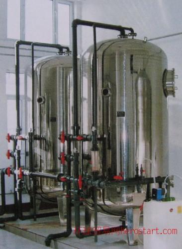 去离子水设备.反渗透除盐设备.工业去盐纯水设备