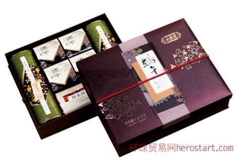 天津粽子团购网-大桥道粽子华礼粽-天津端午礼品