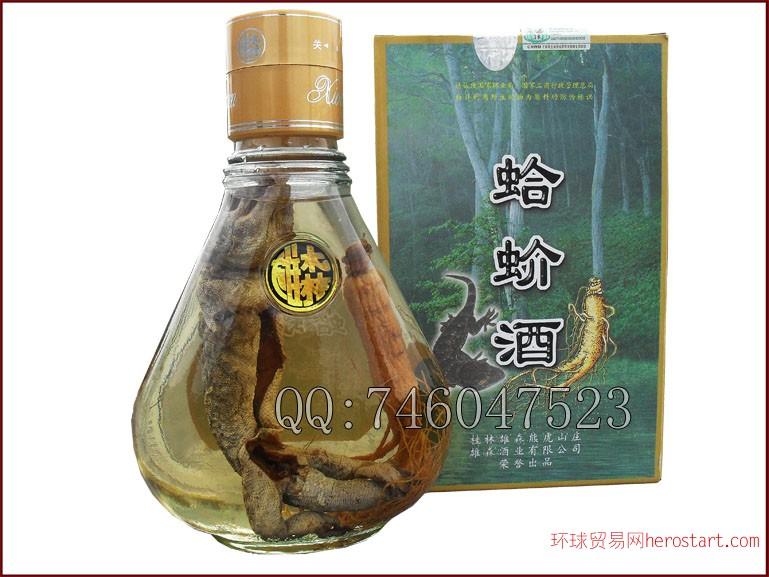 雄森牌蛤蚧酒
