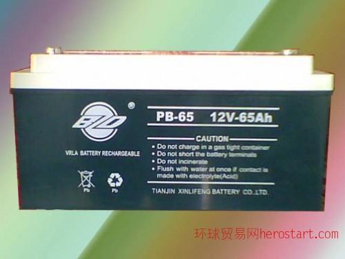 航源科—天津12V免维护蓄电池