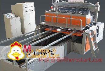 鸡笼织网机 鸡笼数控织网机 鸡笼起源织网机